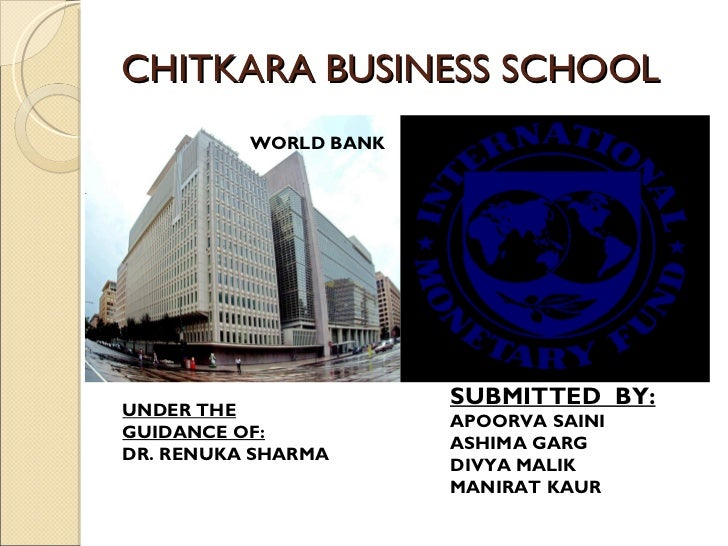 CHITKARA BUSINESS SCHOOL SUBMITTED  BY: APOORVA SAINI ASHIMA GARG DIVYA MALIK MANIRAT KAUR UNDER THE GUIDANCE OF: DR. RENU...