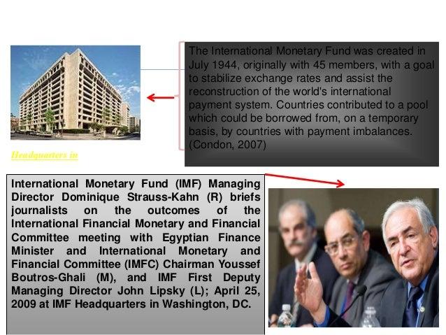 imf and world bank pdf
