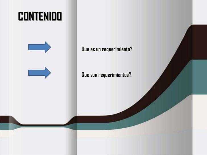 analisis de requerimientos Slide 2
