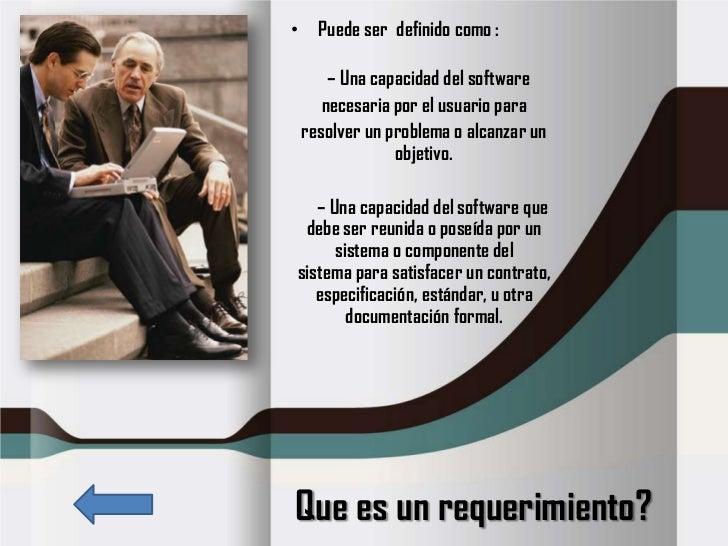 analisis de requerimientos Slide 3