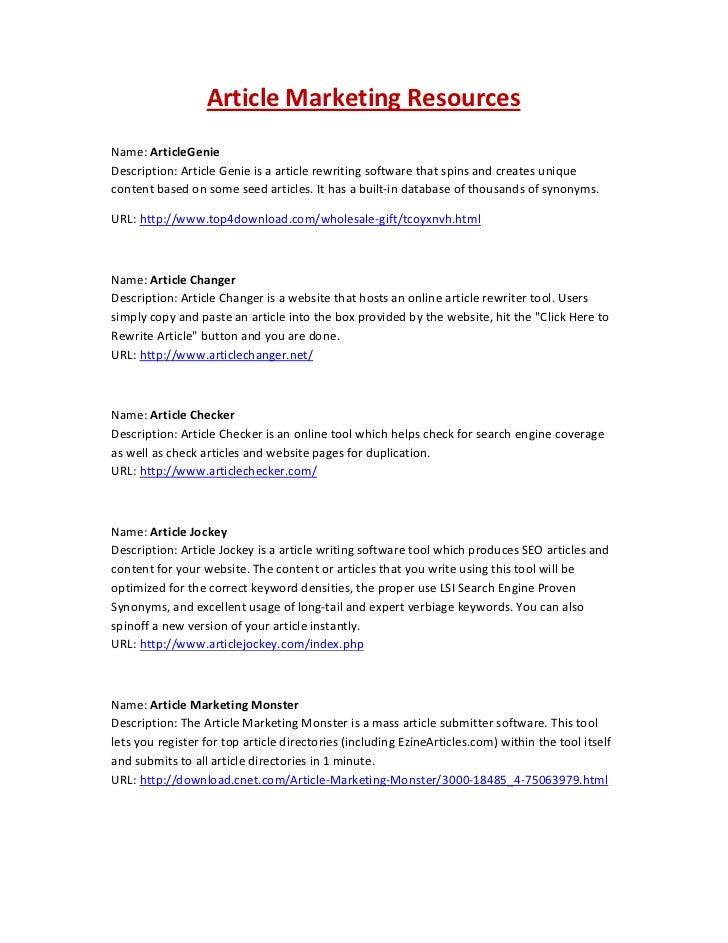 Internet Marketing and Make Money Online Freebie List