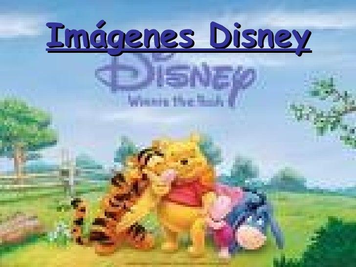 Imágenes Disney