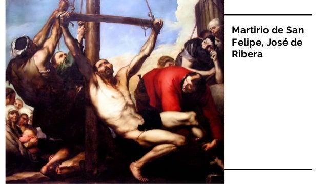 Martirio de San Felipe, José de Ribera