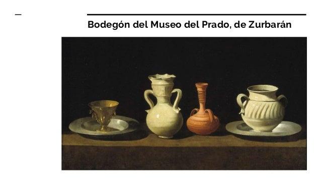 Bodegón del Museo del Prado, de Zurbarán