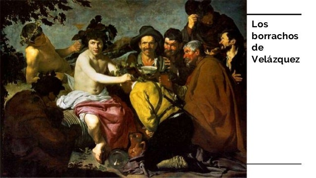 Los borrachos de Velázquez