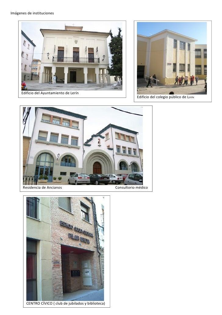 Imágenes de instituciones