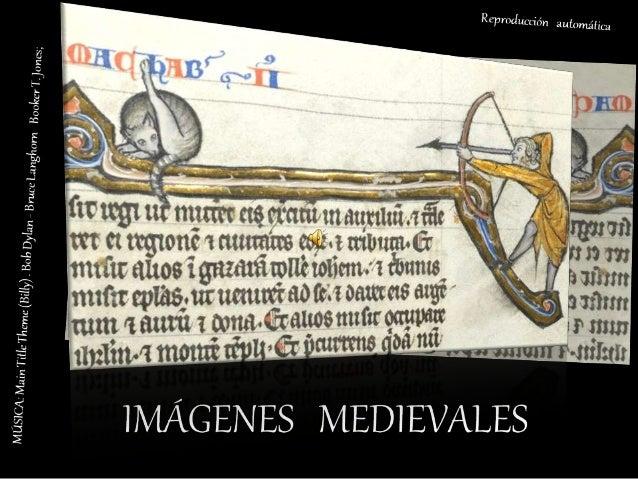 Imágenes medievales