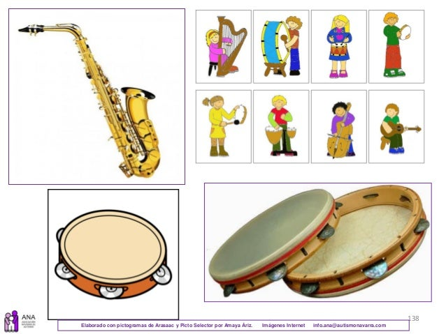 138 Elaborado con pictogramas de Arasaac y Picto Selector por Amaya Áriz. Imágenes Internet info.ana@autismonavarra.com