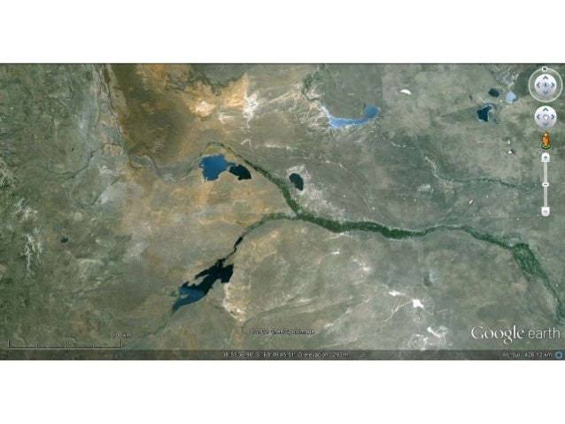 Imágenes satelitales Dique Ballester