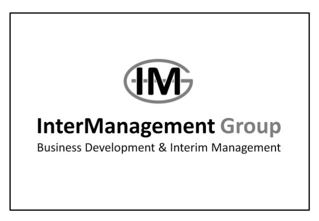 • Created in 2006• Focus on Business Development & Executive Interim Management• Human capital with long executive busi...