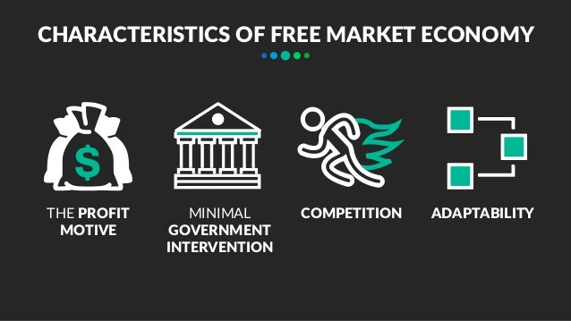 free market economy past present and future