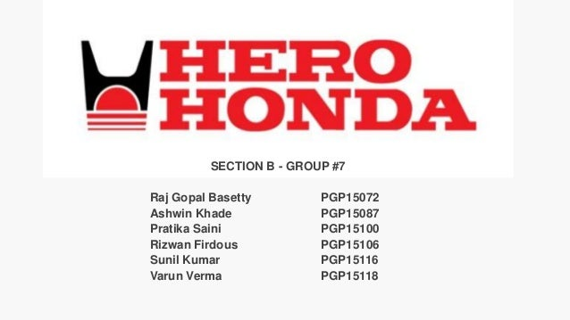 hero honda demerger Demerger definition a demerger is the process of removing a business from the encumbrance of a conglomerate as such, it is the opposite of a merger or an acquisition.
