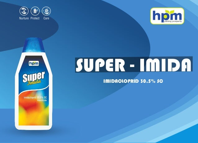 SUPER - IMIDA IMIDACLOPRID 30.5% SC