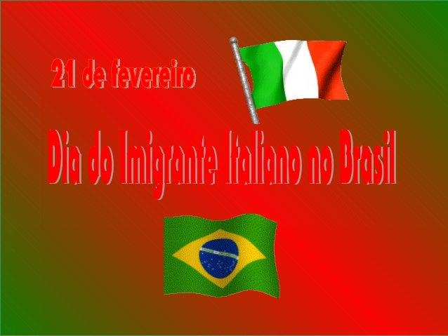 Anderemo in Mèrica In tel bel Brasil E qua i nostri siori Lavorerá la tera col badil! Iremos para a América Para aquele be...