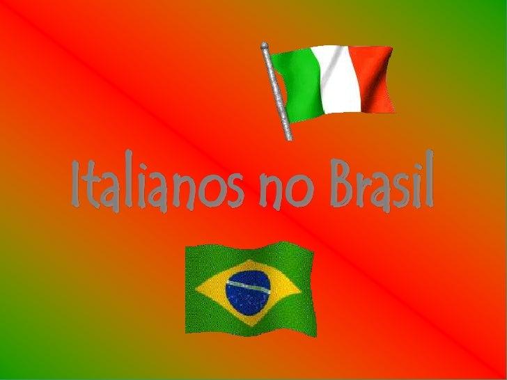 Anderemo in MèricaIn tel bel BrasilE qua i nostri sioriLavorerá la tera col badil!         Iremos para a América          ...