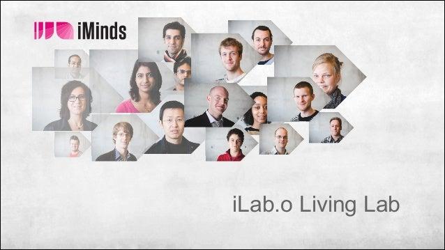 iLab.o Living Lab