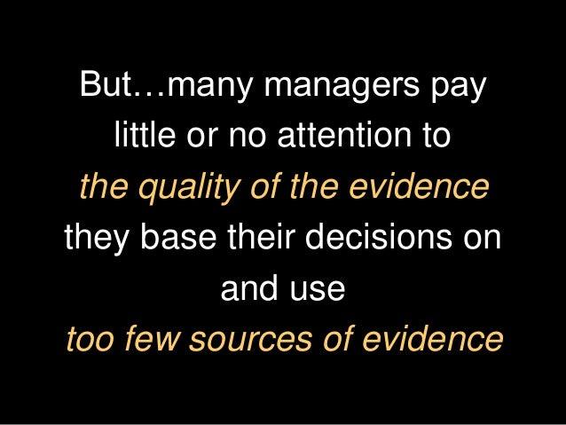 Example: HR management