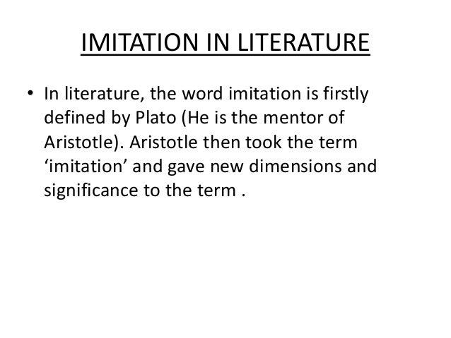 IMITATION POWER POINT PRESENTATION Slide 3