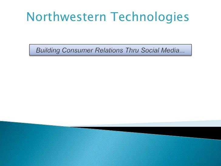Northwestern Technologies