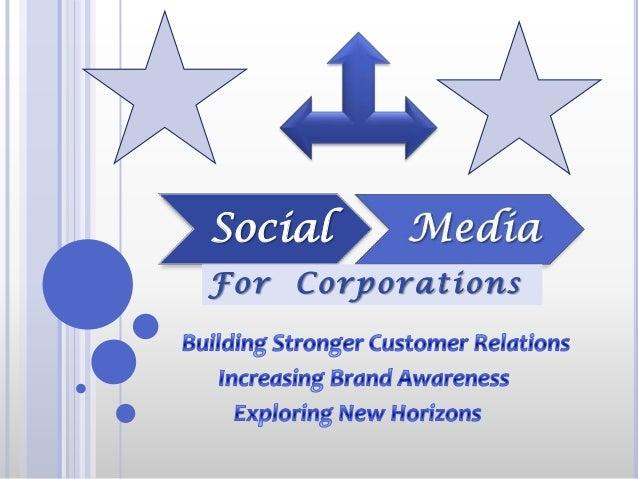 SocialFor Corporations