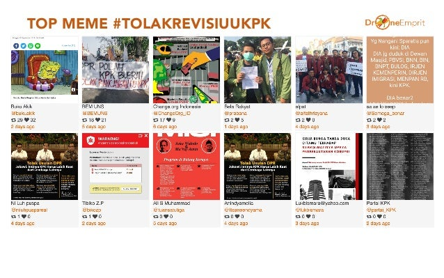 TOP MEME #TOLAKREVISIUUKPK