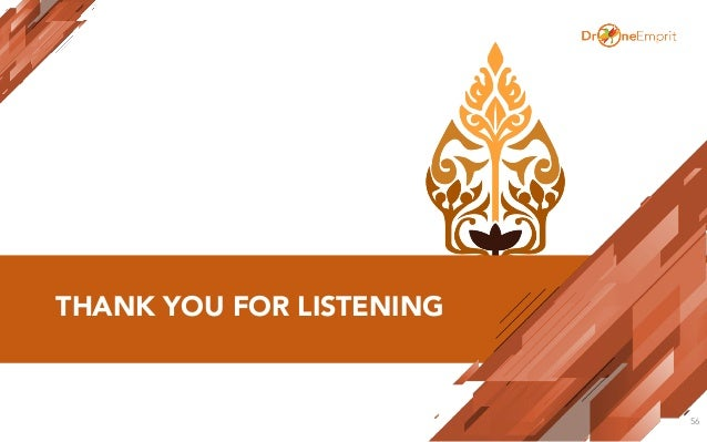 THANK YOU FOR LISTENING 56