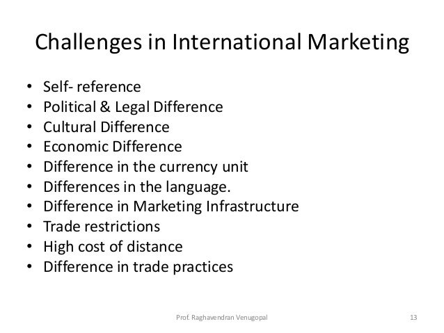 difference regular marketing and global marketing Whether done at a local level or at the global level,  difference between domestic marketing and international marketing as explained earlier,.
