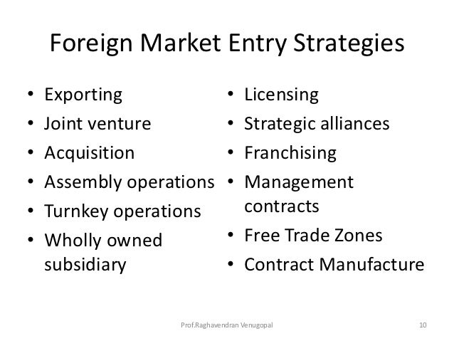 a strategy to enter brazil By using a strategy of directed opportunism it could not afford to enter them all simultaneously for at the entry into brazil gave wal-mart even greater.