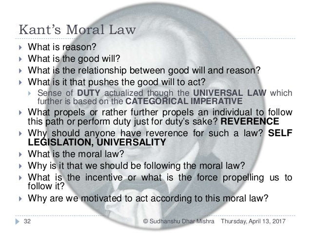 """the relations between freedom and morality according to kants moral philosophy Kant's moral and political philosophy both center on freedom in his moral  philosophy, individual freedom or autonomy is the """"supreme principle of morality""""  (gr 4:440)  at issue is the relationship between population heterogeneity and   according to this way of thinking, the whole point of the nation state."""