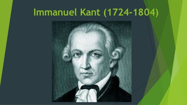 a literary analysis of what is enlightenment by immanuel kant