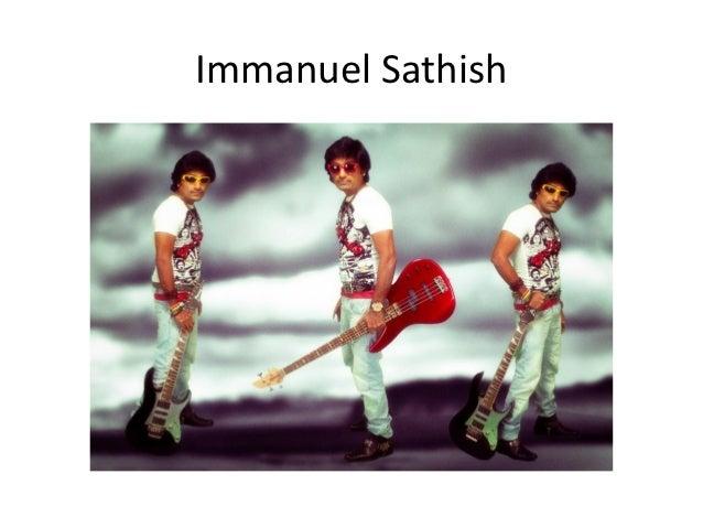 Immanuel Sathish