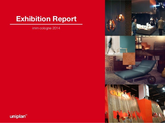 Exhibition Report imm cologne 2014