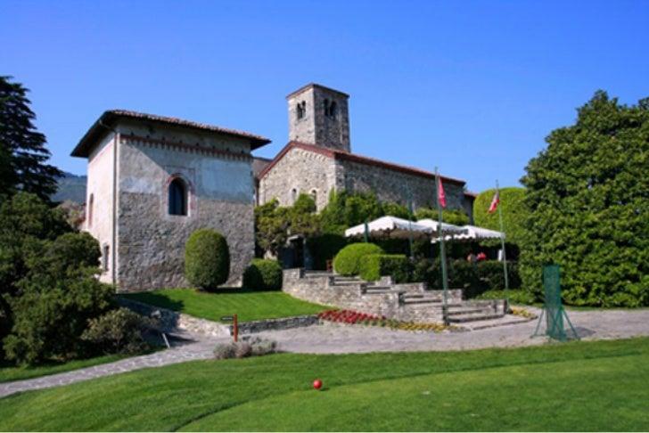 Immergersi nella natura a Varese. Il Golf Club