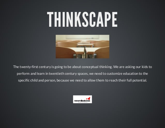 ImmersiveScape by New MIlestones Slide 3
