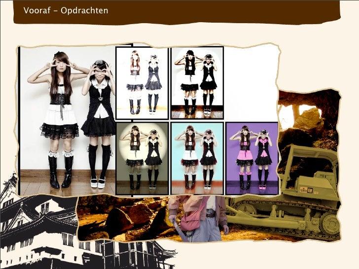 De creatie van Shinobi Gakuen Slide 3