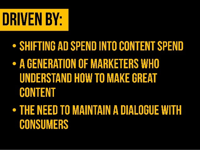 Communications Trends in Advertising and Marketing