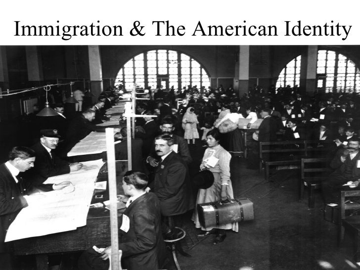 Immigration & The American Identity