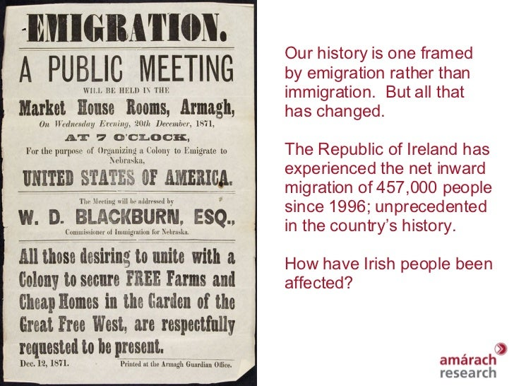 Immigration And Integration In Ireland   An Amárach Research Report Slide 3