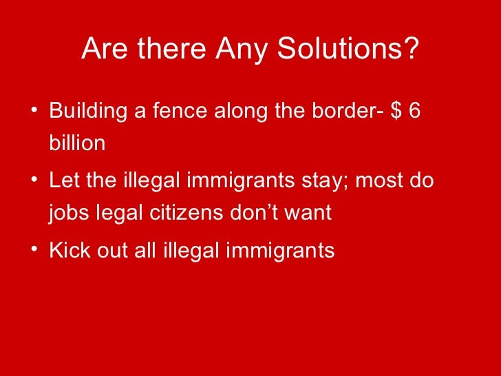 Immigration Policy Essay