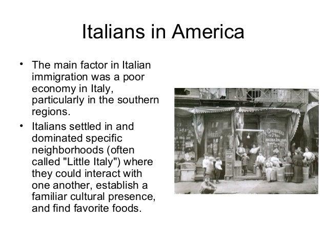 Italian Ancestry (2009)