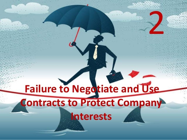 5 Major Mistakes Business Owners Make That Expose Them to Legal Risks Slide 3