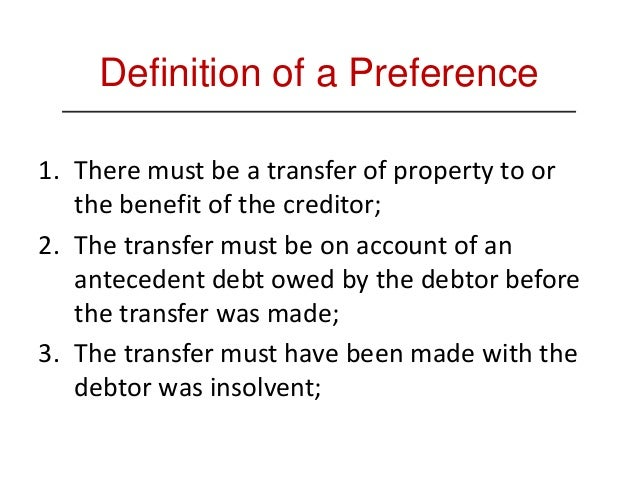 Defenses to Preference Claim New Value Contemporaneous Exchange Ordinary Course