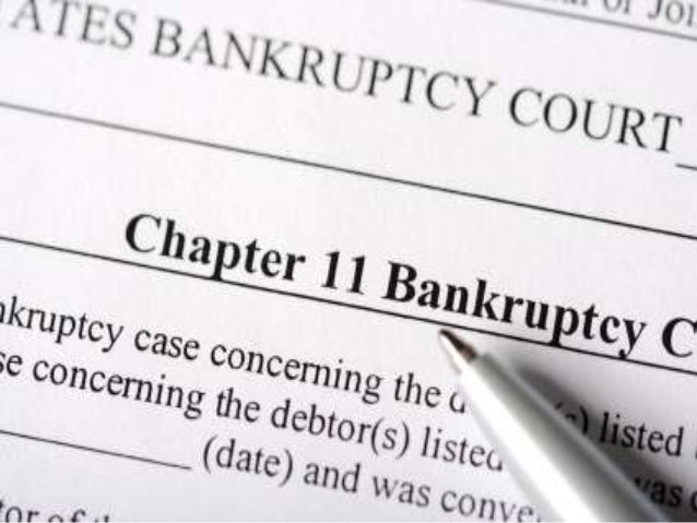 Property of the Bankruptcy Estate All legal and equitable interests of the debtor in property of any kind at the time the ...