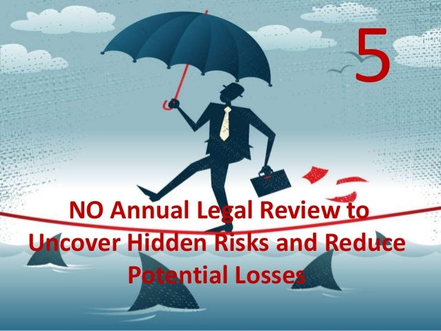 5 Major Mistakes Business Owners Make That Expose Them to Legal Risks