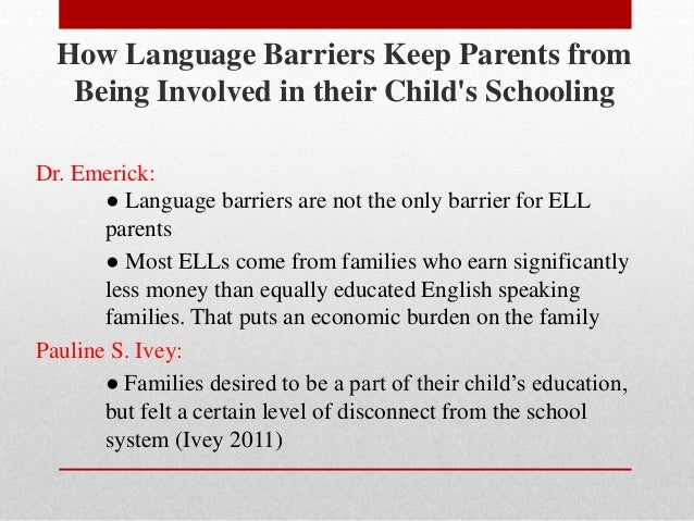 """language barriers of hispanic immigrants essay For indigenous immigrants is even harder than life for other hispanic immigrants, and they cannot be treated as though they are the same as the spanish speaking immigrants their """"language barriers, combined with widespread illiteracy, have posed significant challenges to their survival, from finding work to gaining access to health care ."""