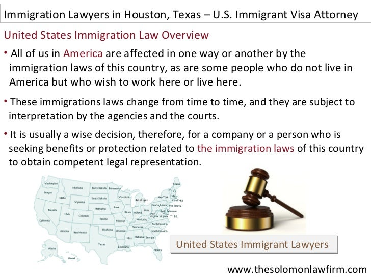 essay immigration law
