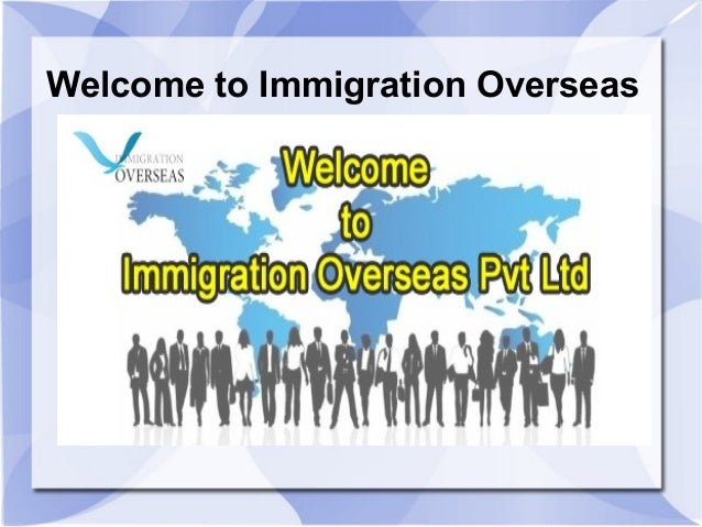 Welcome to Immigration Overseas