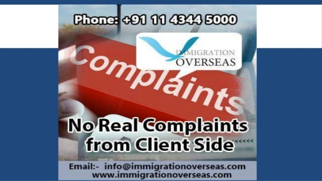 """IMMIGRATION OVERSEAS REVIEW- DEFINING THE CREDIBILITY The """"review"""" section of Immigration Overseas is a platform where the..."""