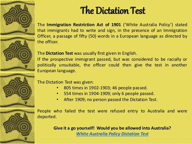 the white australia policy White australia policy definition at dictionarycom, a free online dictionary with pronunciation, synonyms and translation look it up now.