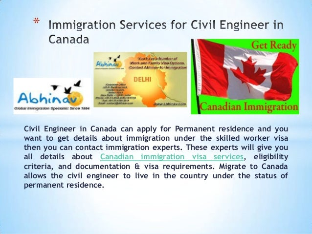 how to become a civil engineer in canada